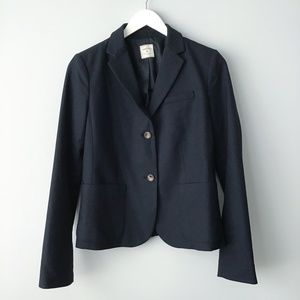 GAP Career Academy Blazer Navy Blue 6